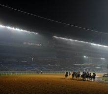 Horse Racing: Arrogate to light up World Cup night at Meydan