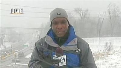 Sheldon Ingram Reports On Route 30 Snow