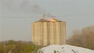 Grain Elevator Survivors Face Long Recovery
