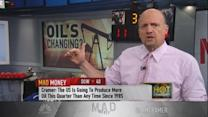 Cramer: The 411 on changing oil patterns