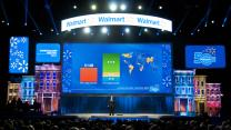 Walmart shareholders meeting: Spectacle meets big business