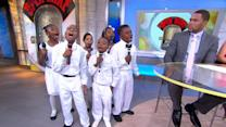The 'Believe Kids Group' Performs Musical Skit on 'GMA'