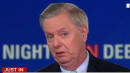 Lindsey Graham Fights Back Tears Defending John McCain From Trump's Attacks