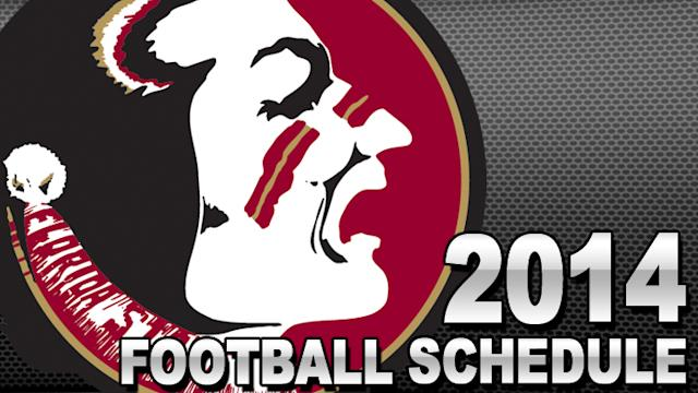 Taking a Look at Florida State's 2014 Football Schedule