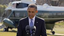 Obama announces new Russian sanctions over Ukraine action