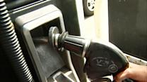 Gas prices hit record high in Cali.