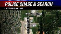 4 Arrested After Moore Police Chase