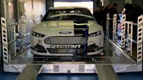 NASCAR Automotive Technology Series: Inspection