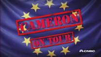 PM Cameron tours Europe to urge reform