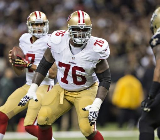 49ers RT Anthony Davis files for reinstatement after season-long retirement
