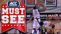 Syracuse's Jerami Grant Throws Down Nasty Putback Dunk | ACC Must See Moment