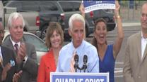 Former Florida GOP Gov. Charlie Crist to seek the office again, this time as Democrat