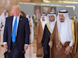 It turns out that the $110 billion Saudi arms deal is actually fake news