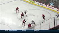 Victor Bartley scores his first NHL goal