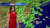 Cindy's Saturday Boston-area forecast