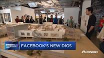 FB's largest open floor plan in in the world