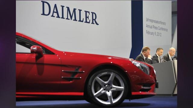 No Need For German-style Works Council At U.S. Plant: Daimler