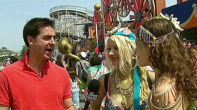 Watters' World: Mermaid parade edition