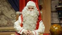 Santa's Message: 'Love, That's the Main Thing'