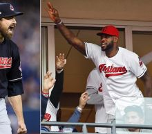 Cleveland's conundrum: World Series Game 1 or Cavaliers' ring ceremony?