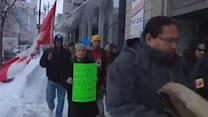 Idle No More movement rallies after First Nation hit with lawsuit