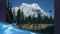 Yosemite Fire Threatens Thousands Of Homes