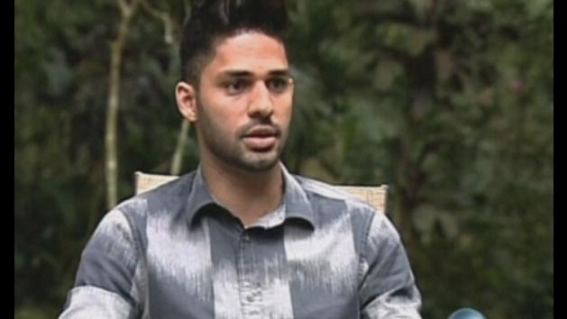David Miranda interview: 'I suffered psychological violence'