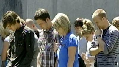 Local Communities Take Part In National Day Of Prayer