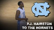 UNC's P.J. Hairston Headed to Charlotte