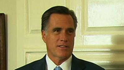 Romney: Won't Criticize US Policies During Trip