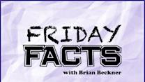 RADIO: Friday Facts w/ Brian Beckner - February 27th