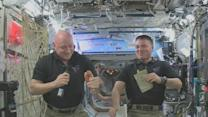 How Thanksgiving Dinner Is Prepared in Space