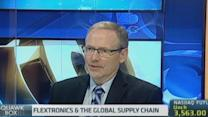 Flextronics: Electronics sector is 'very healthy'