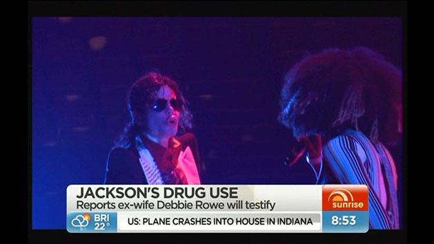 Jacko's ex-wife 'to testify about drug use'