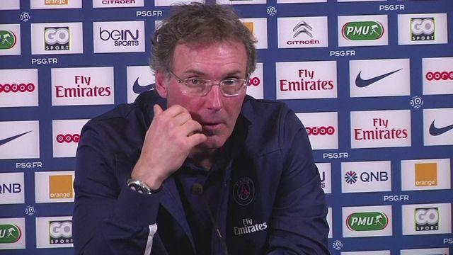 Blanc looks ahead to Champions League draw