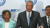 Officials React To Deadly Outbreak of Legionnaires' Disease in NYC