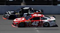 Larson: 'Just made one too many mistakes'