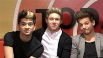 One Direction Tells About Shenanigans On the Road
