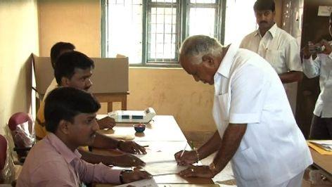 Polling begins for 14th Karnataka Legislative Assembly