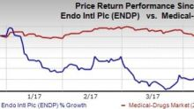 Endo (ENDP) Beats on Q1 Earnings, Reaffirms '17 Guidance