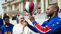 Index: Pope Named Honorary Globetrotter