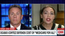 Alexandria Ocasio-Cortez Asks Why U.S. Funds 'Unlimited War' But Not 'Medicare For All'