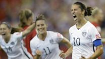Fans rally behind Team USA ahead of World Cup final