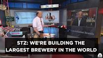 Cramer's Exec Cut: Cheers to the world's largest brewery