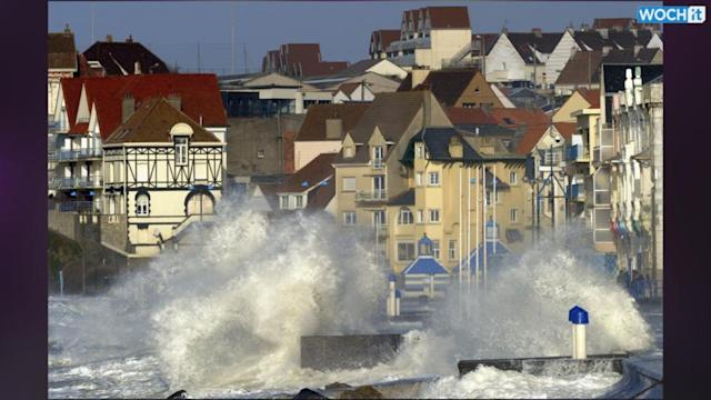 UK Faces More Flooding In Wave Of Stormy Weather