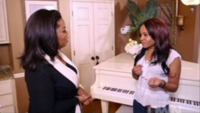 Bobbi Kristina Recalls Mom's 'Amazing Spirit'