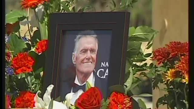Charles Napier Remembered In Intimate Ceremony