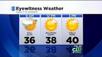 Katie Has The Morning Forecast: March 2, 2015