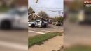 Etats-Unis : un suspect en fuite vole une voiture de police (vidéo)