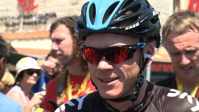 100th Tour de France underway in Corsica